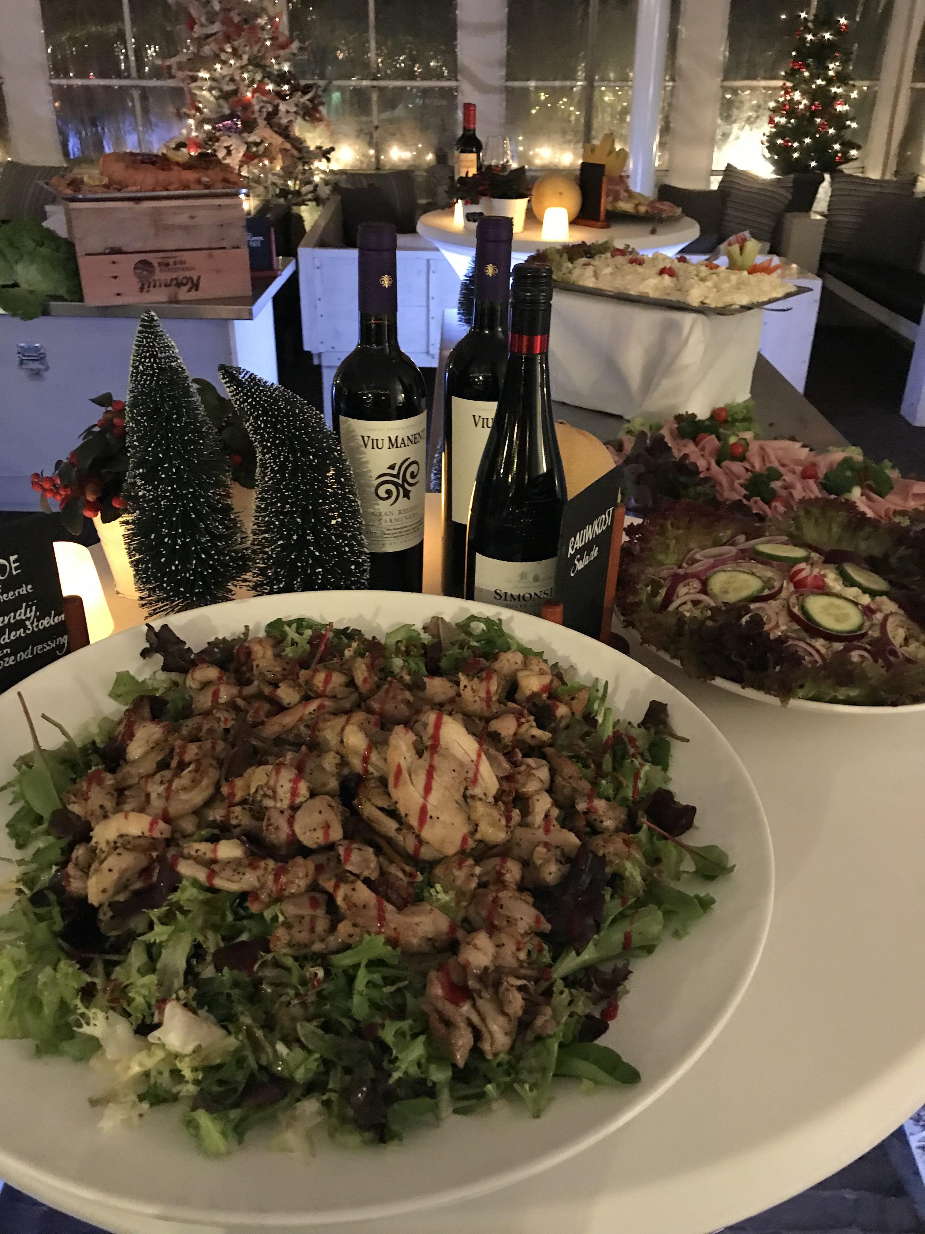 Kerst Diner Buffet 2021